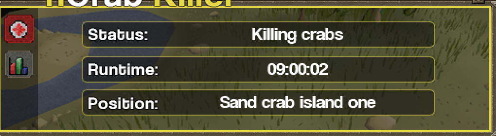 nCrab Killer [ABC2] [All Sand Crab Locations] [Ammonite