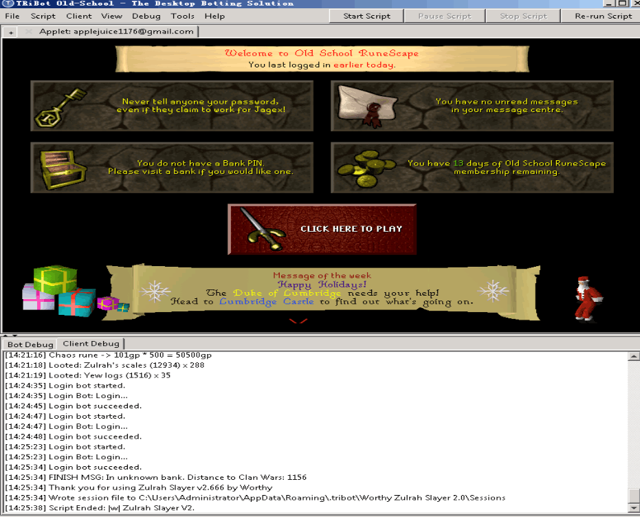 Runelite Zoom Out
